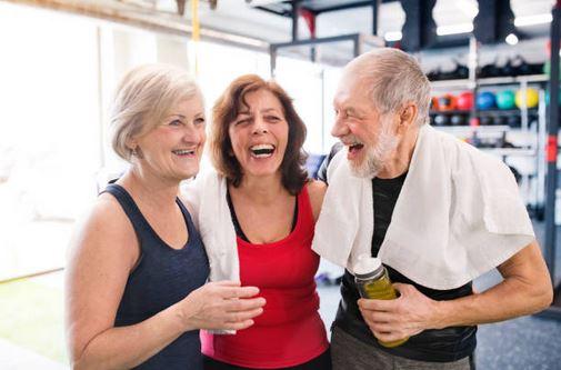 Ginnastica Ultra Dolce per anziani